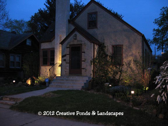 creative ponds landscapes landscaping in minneapolis st paul mn