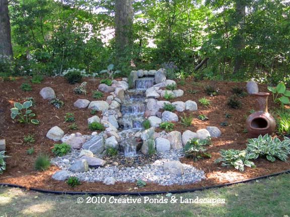 Etonnant Pond, Waterfall U0026 Landscaping Services In Minneapolis/St. Paul, Mora ...